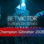 Champion Gibraltar 2020