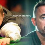 Stephen Gordon Hendry